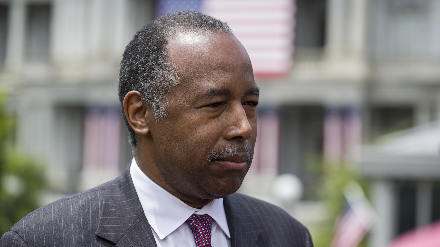 Ben Carson Backs Trump, Says Baltimore Homes Were 'Infested' With Rats, Roaches thumbnail