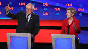 The Democratic Debate Over 'Medicare For All' And Middle-Class Taxes, Explained