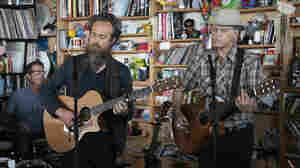 Calexico And Iron & Wine: Tiny Desk Concert