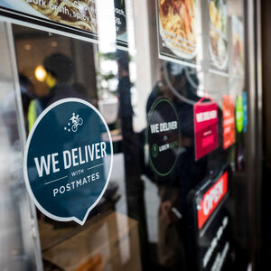 1 In 4 Food Delivery Drivers Admit To Eating Your Food