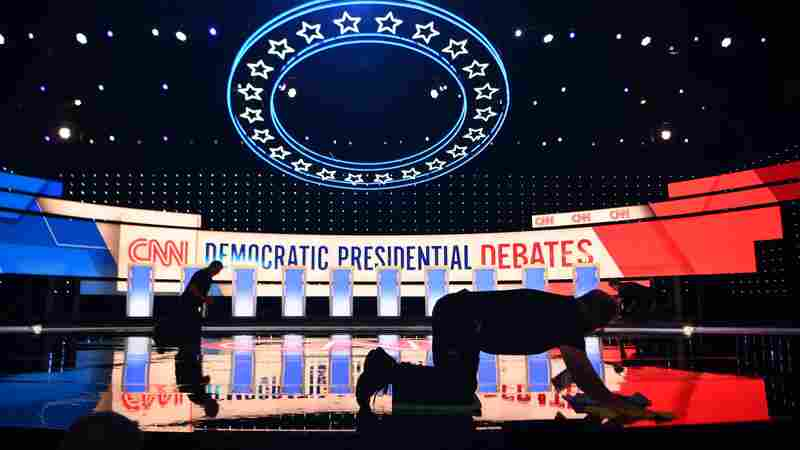 Your Guide To Night 2 Of The Detroit Democratic Presidential Debates