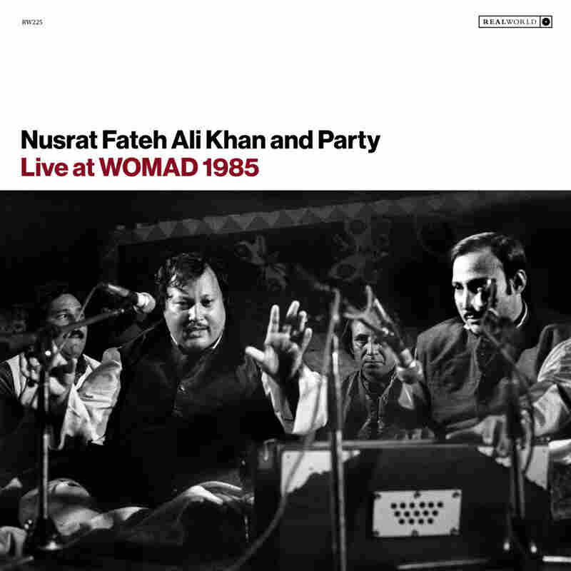 Nusrat Fateh Ali Khan & Party, 'Live at WOMAD 1985'