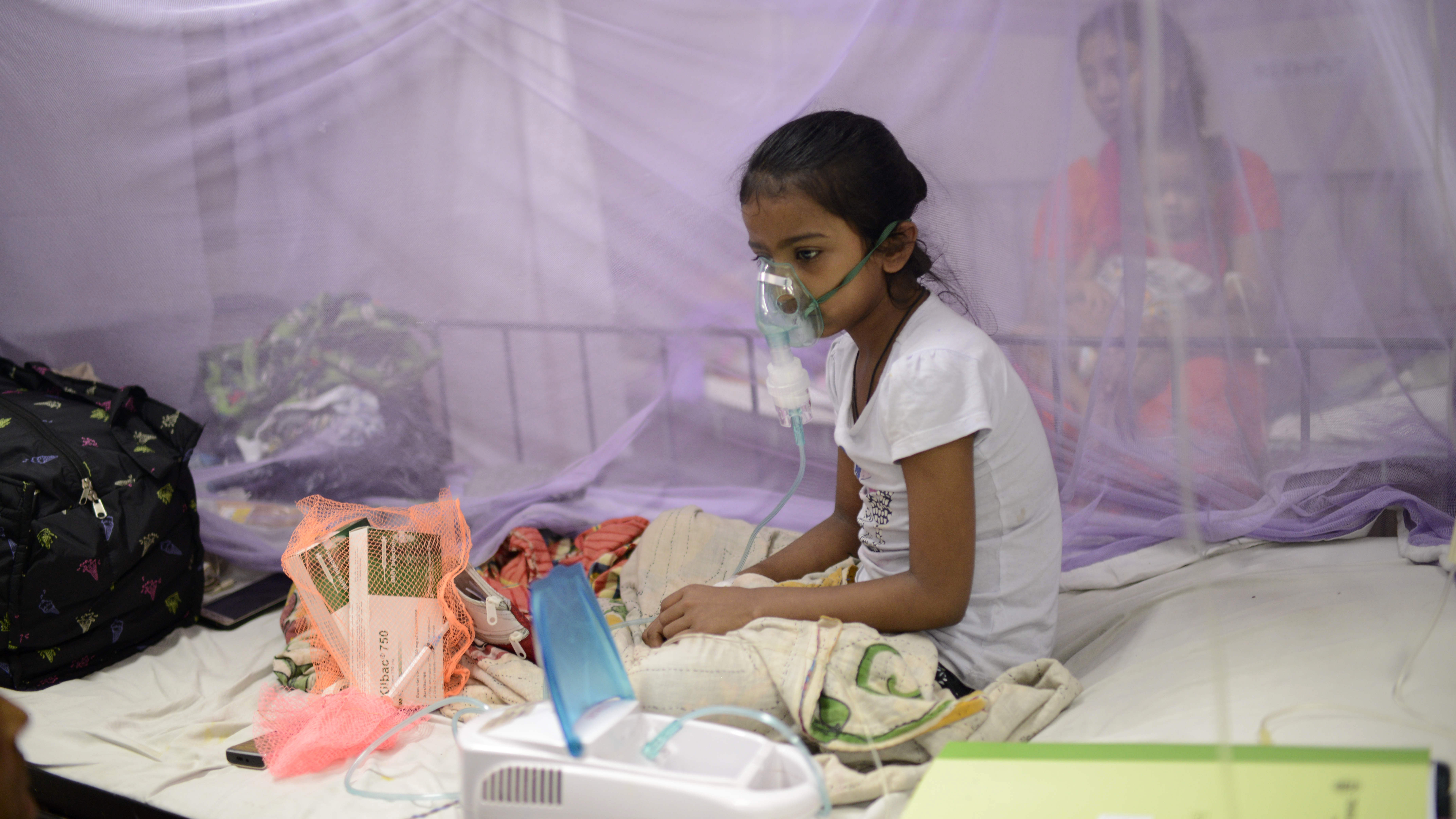 Bangladesh Reports More Than 13,000 Dengue Cases In July