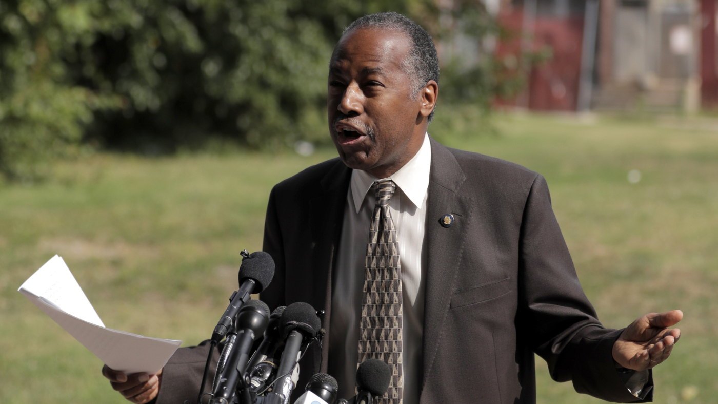 HUD Secretary Ben Carson Compares Baltimore To A Cancer Patient thumbnail