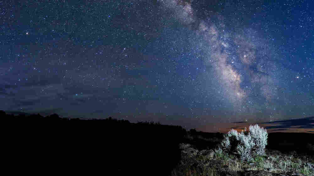 This Remote Corner Of Nevada Is One Of The Darkest Places In The World