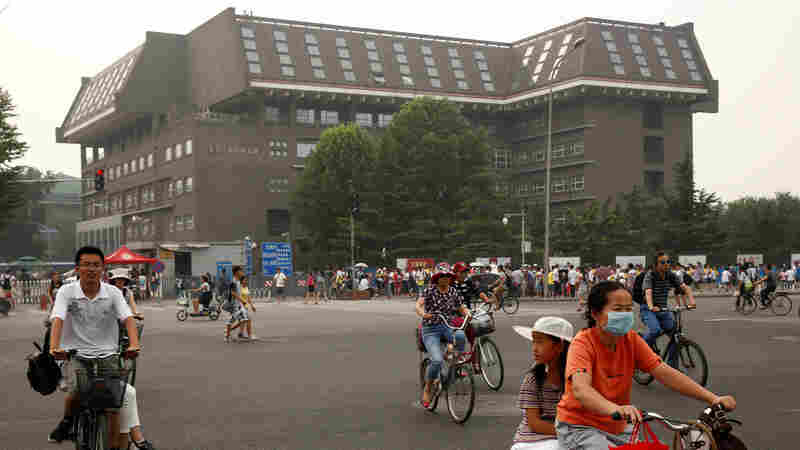 American Graduates Of China's Yenching Academy Are Being Questioned By The FBI