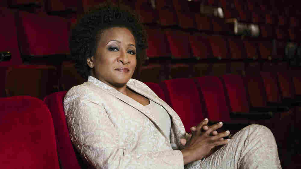Wanda Sykes Loves Stand-Up: That's Where 'I Can Be Free,' She Says