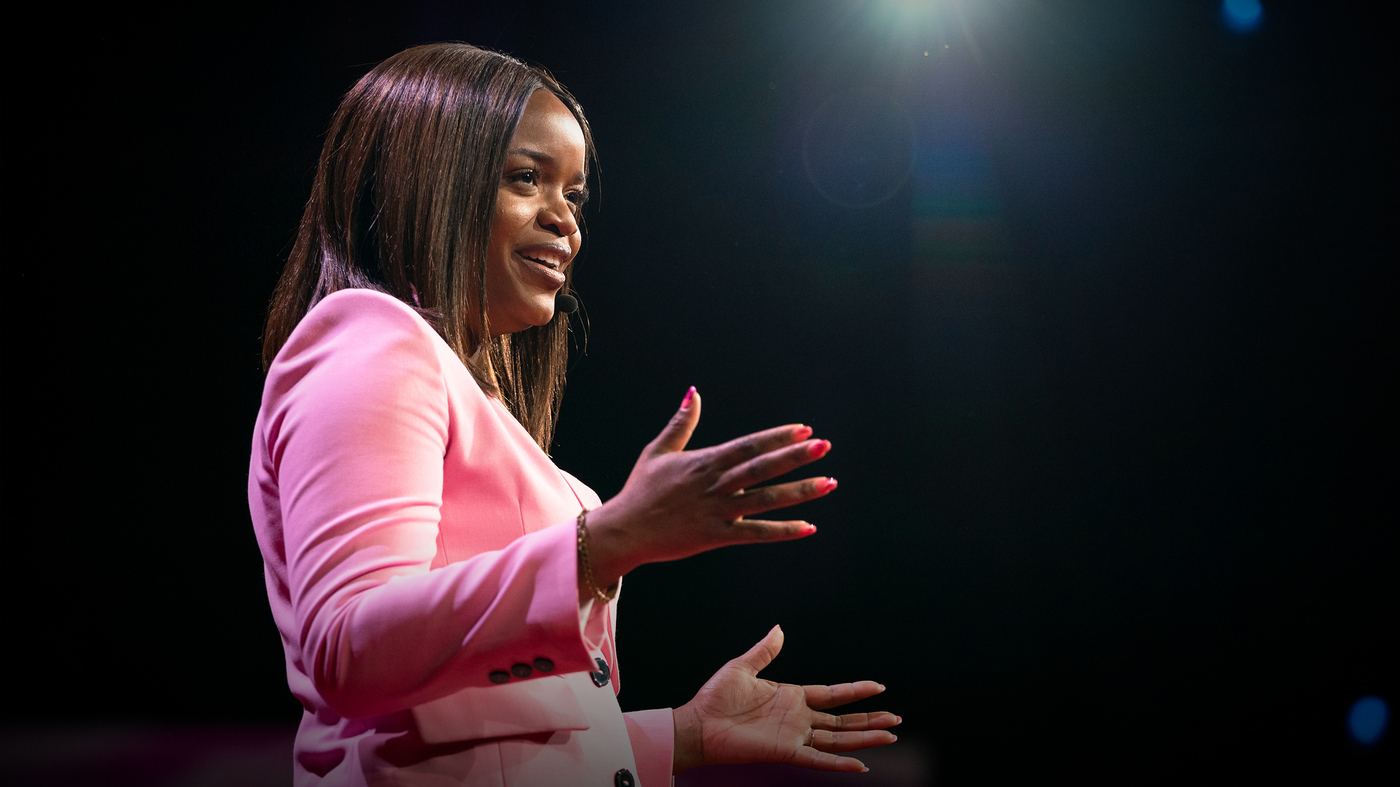 Brittany Packnett: What Are Meaningful Ways To Help Build Your Confidence?