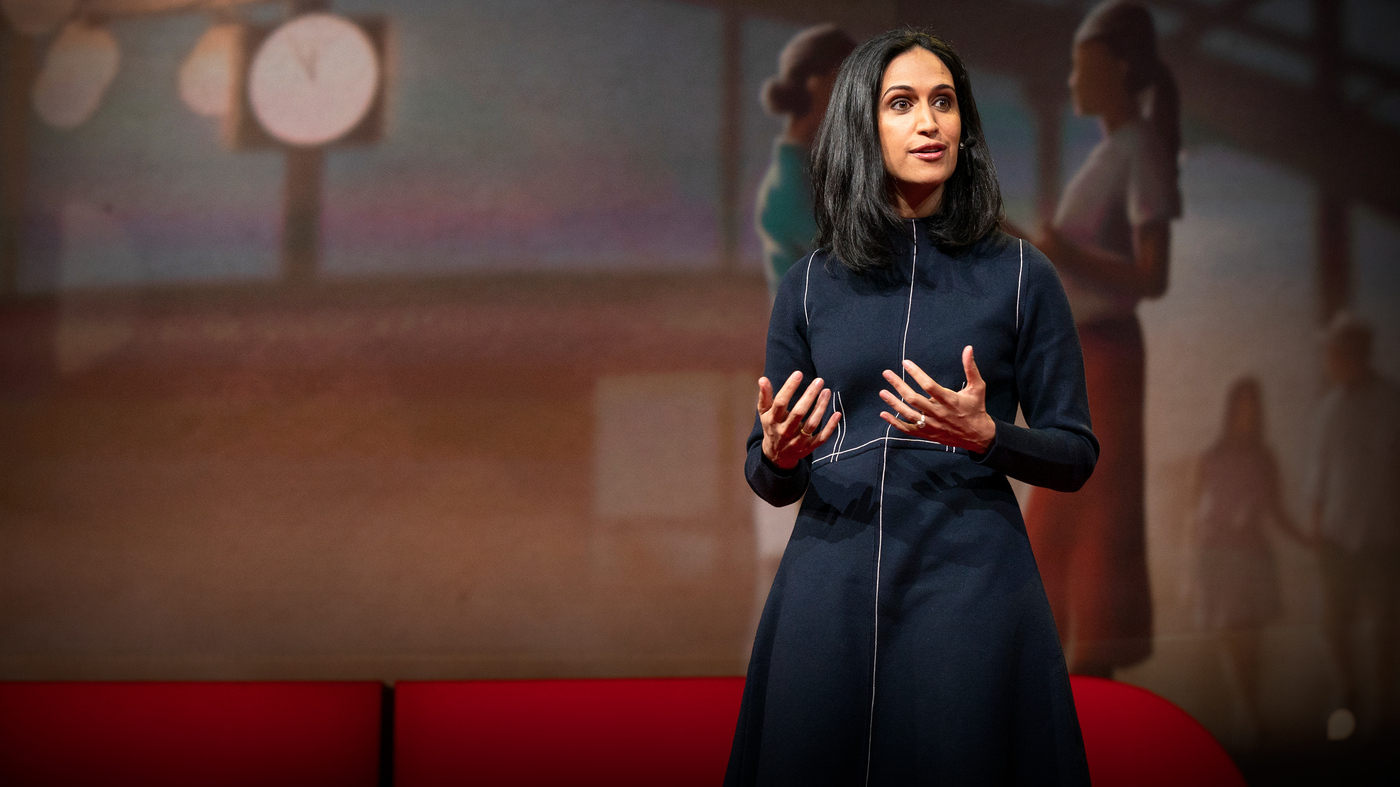 Priya Parker: How Can We Create More Meaning In Our Gatherings?