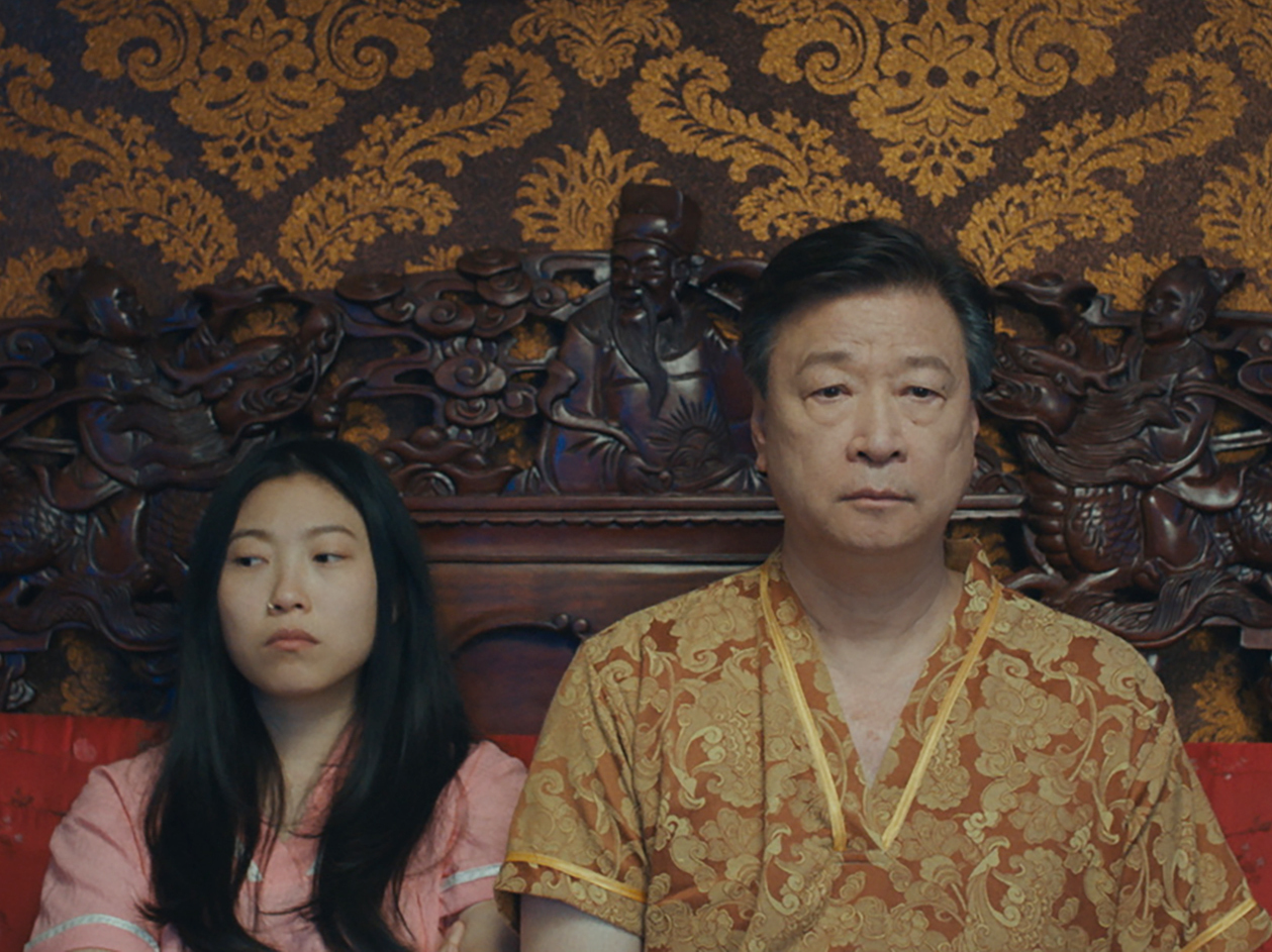In 'The Farewell', Awkwafina Grapples With A Family Secret