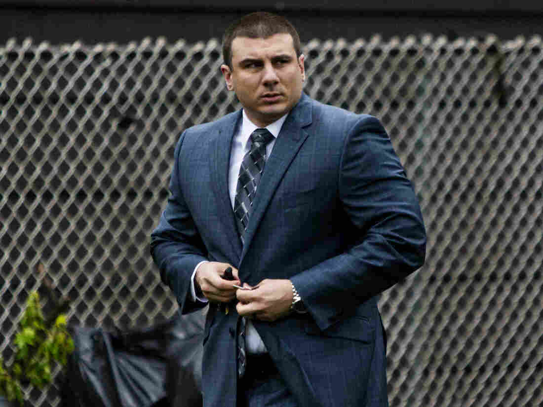 Judge recommends NYPD officer in Eric Garner case be fired