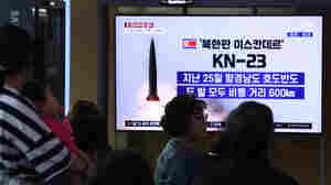 North Korea Conducts 3rd Missile Test Since Last Week Amid Stalled Talks With U.S.