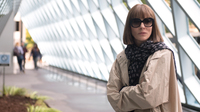 Cate Blanchett stars as a mom on the run in the new movie adaptation of <em>Where'd You Go, Bernadette.</em>