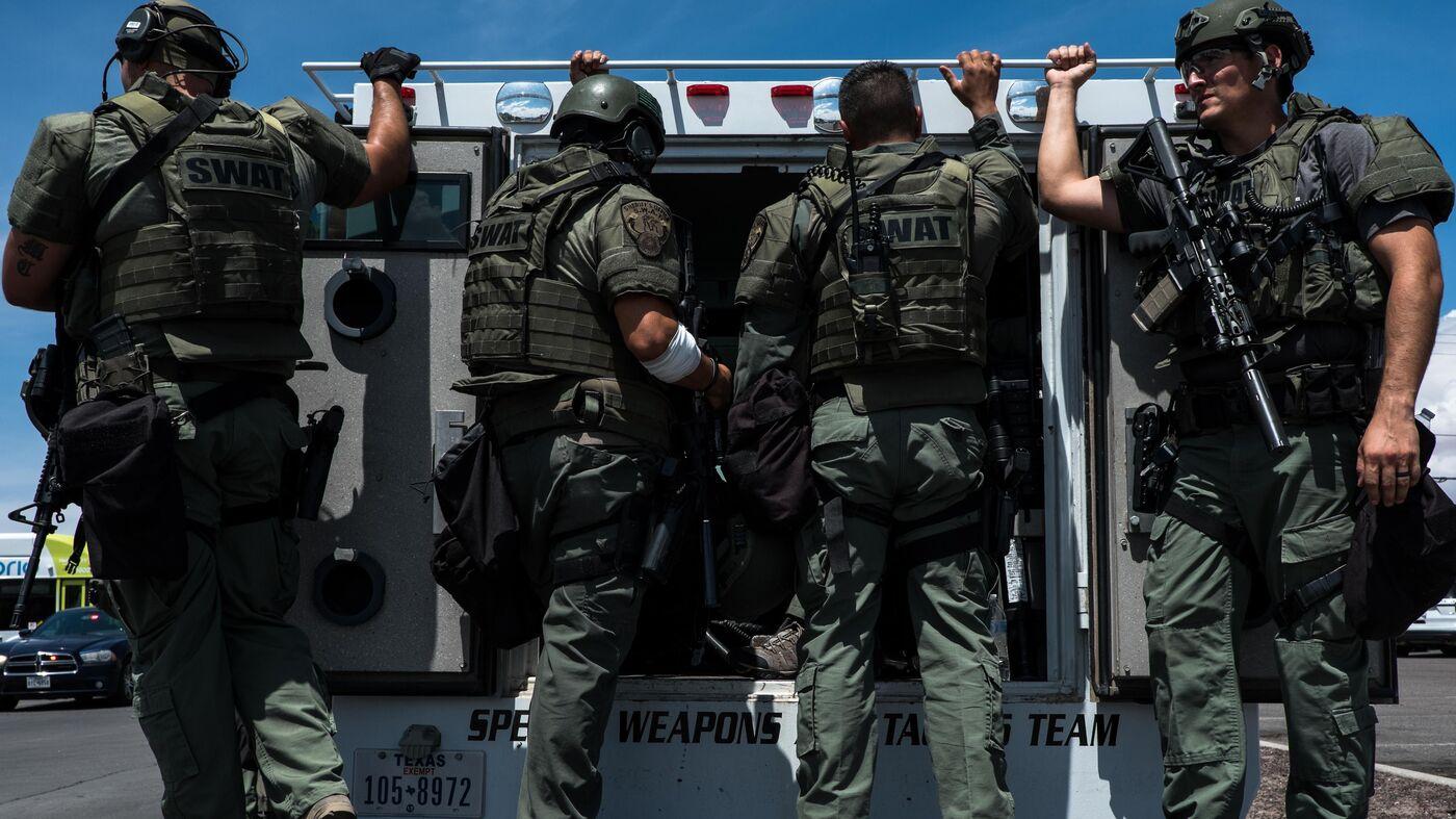 El Paso Shooting: 20 Dead, 21-Year-Old Suspect Identified : NPR
