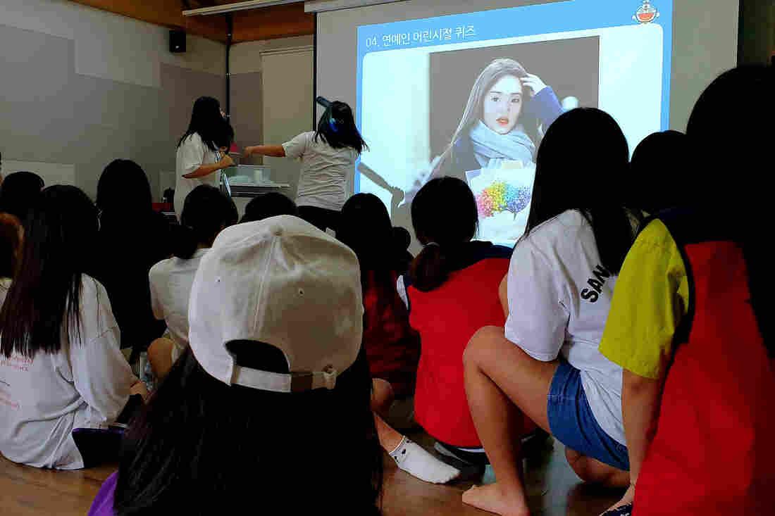 Westlake Legal Group 20190722_175023_slide-c69adc273bd882070e56f68bb3afb37d617079fd-s1100-c15 Hooked On The Internet, South Korean Teens Go Into Digital Detox