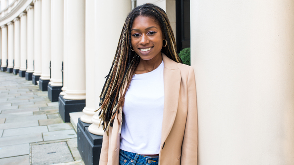 Pianist Isata Kanneh-Mason, one of seven musical siblings, has just released Romance, her debut album.