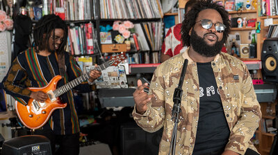 Tiny Desk Concerts - Video : NPR