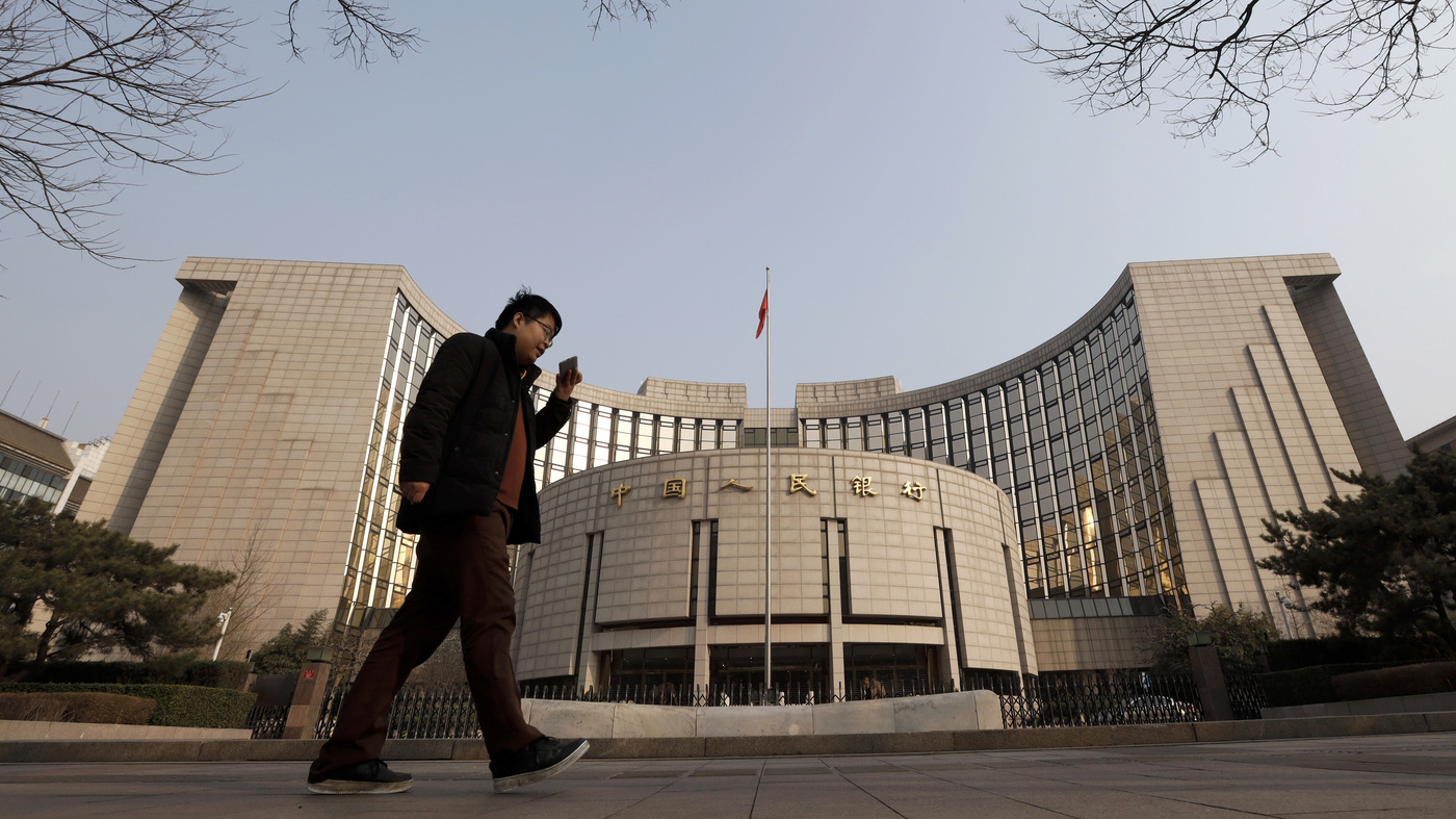 China's Currency Falls To Lowest Exchange Rate In 11 Years