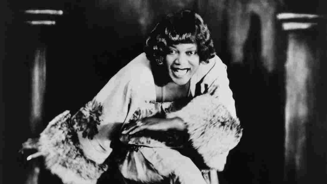 Bessie Smith poses for a portrait circa 1924.
