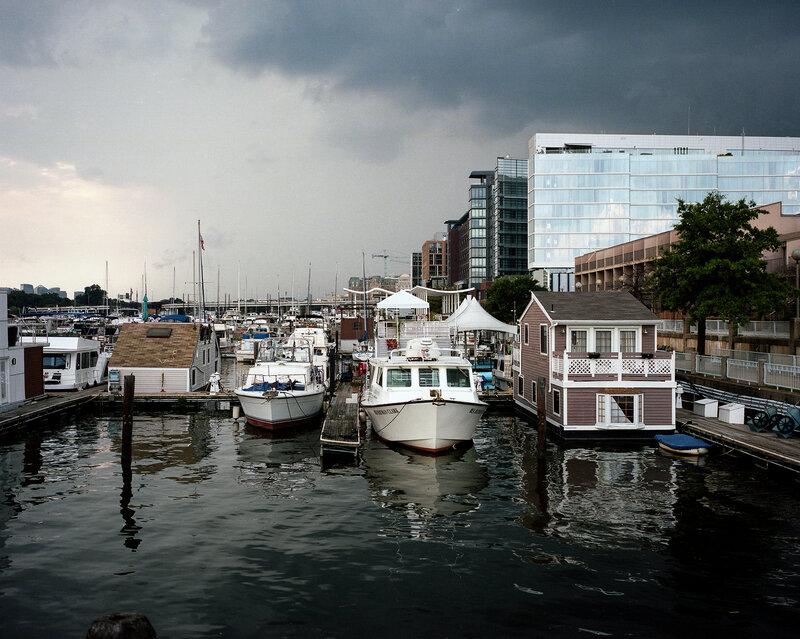 Houseboat Dwellers Near Washington S Wharf Reflect On
