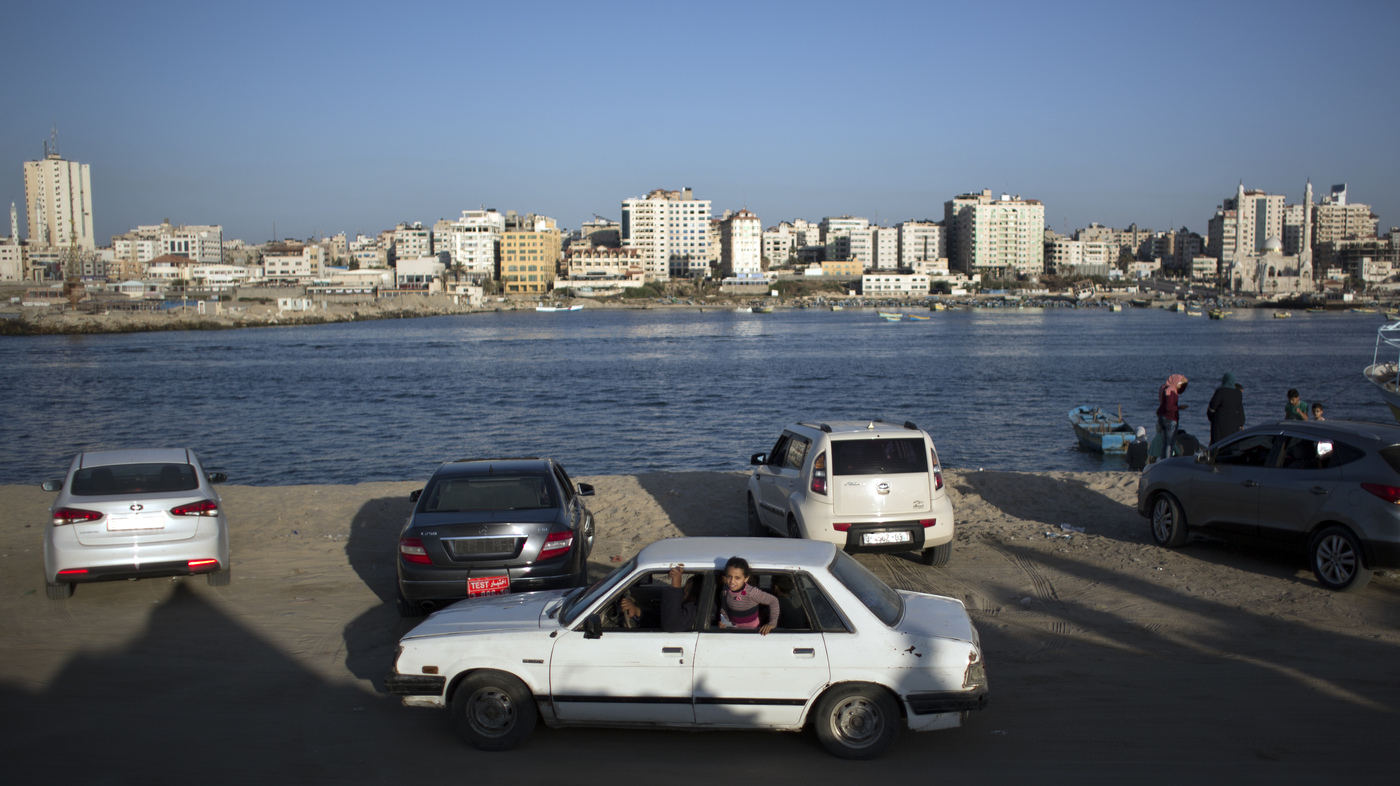 Here's What Tourists Might See If They Were Allowed To Visit Gaza
