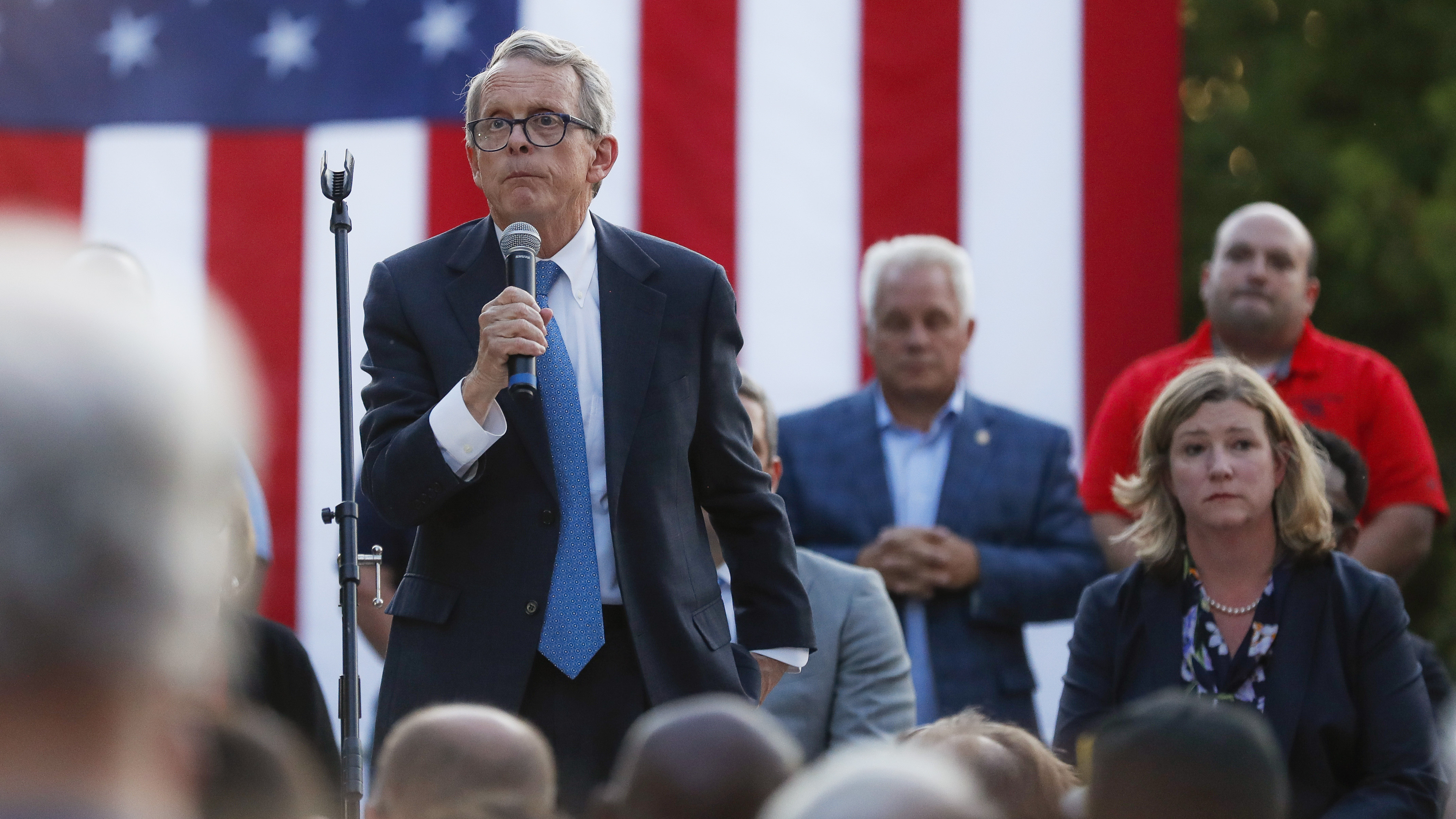 Ohio Governor Proposes New Gun Control Laws, Marking Shift From Past GOP Leadership