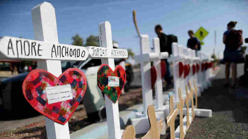 Mass Shootings Can Be Contagious, Research Shows