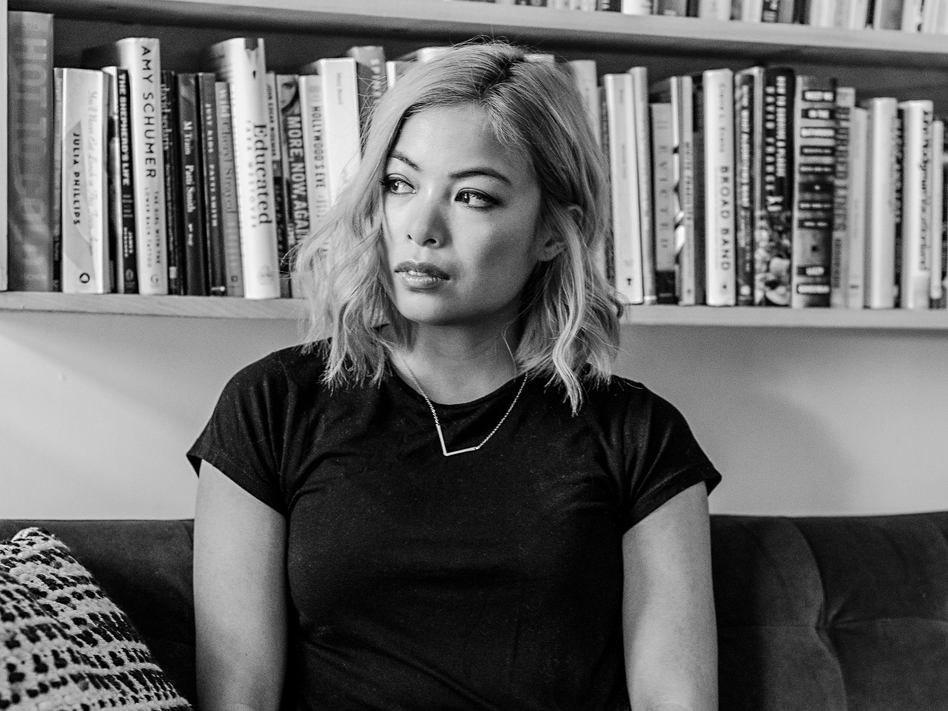 Jia Tolentino's essay collection <em>Trick Mirror </em>looks for meaning in the many absurdities all around us. (Penguin Random House )