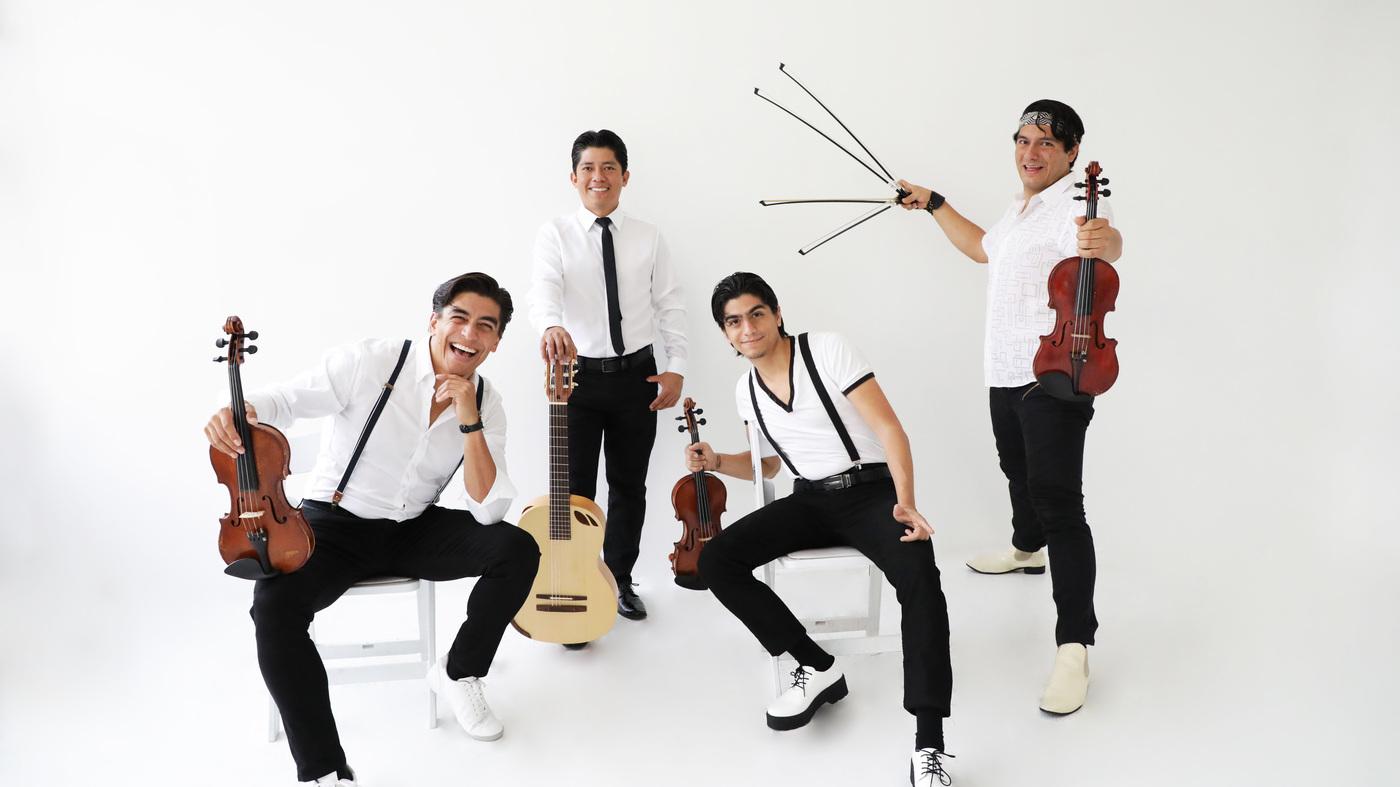 The Voice Of The Villalobos Brothers' 'Somos' : NPR