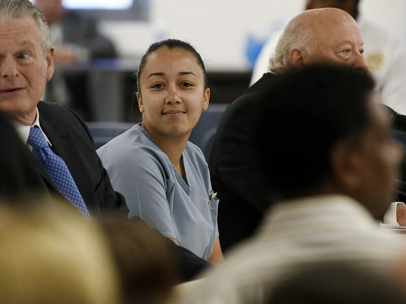 Cyntoia Brown Released After 15 Years In Prison For Murder