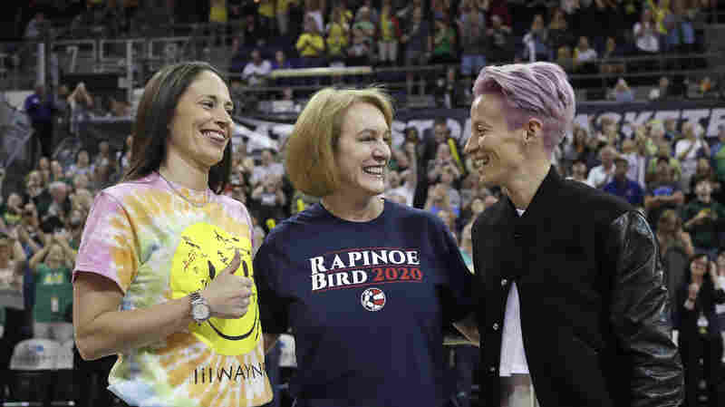 After World Cup Win, Other U.S. Women's Sports Leagues Ask, 'What About Us?'