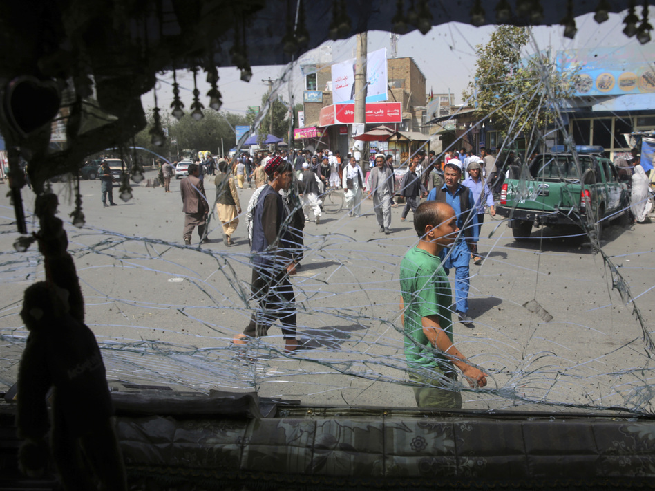Taliban Attack In Kabul Kills At Least 14 - capradio org