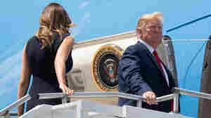 Trump Blasts Dayton Leaders For 'Misrepresenting' His Visit