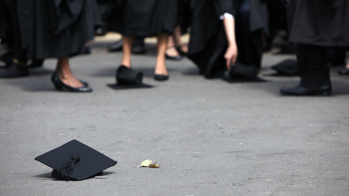 Why Grad Students Are Taking On More Debt