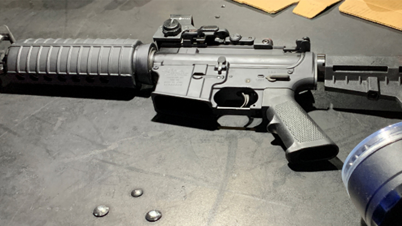 The Pistol That Looks Like A Rifle: The Dayton Shooter's Gun