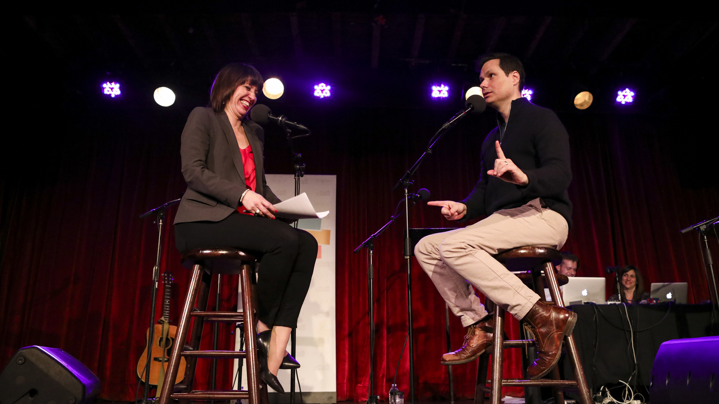 Michael Ian Black Is Back, All Right!