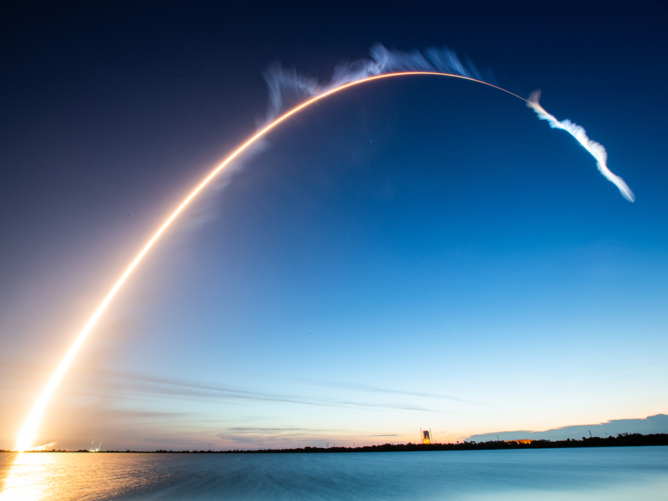 A ULA Atlas V rocket carrying a U.S. Air Force Space and Missile Systems Center mission launched Thursday at Kennedy Space Center in Florida. (Walter Scriptunas II/Courtesy United Launch Alliance)