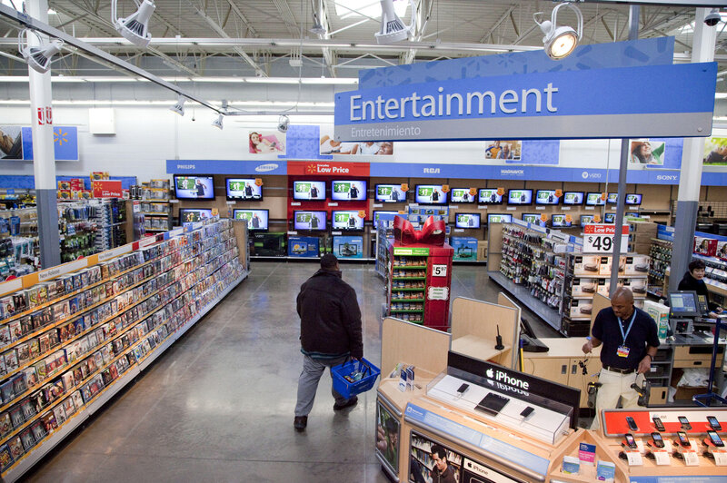 Walmart Orders All Violent Imagery And Videos Pulled From