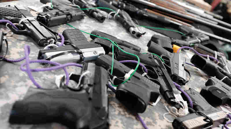 Americans Largely Support Gun Restrictions To 'Do Something' About Gun Violence