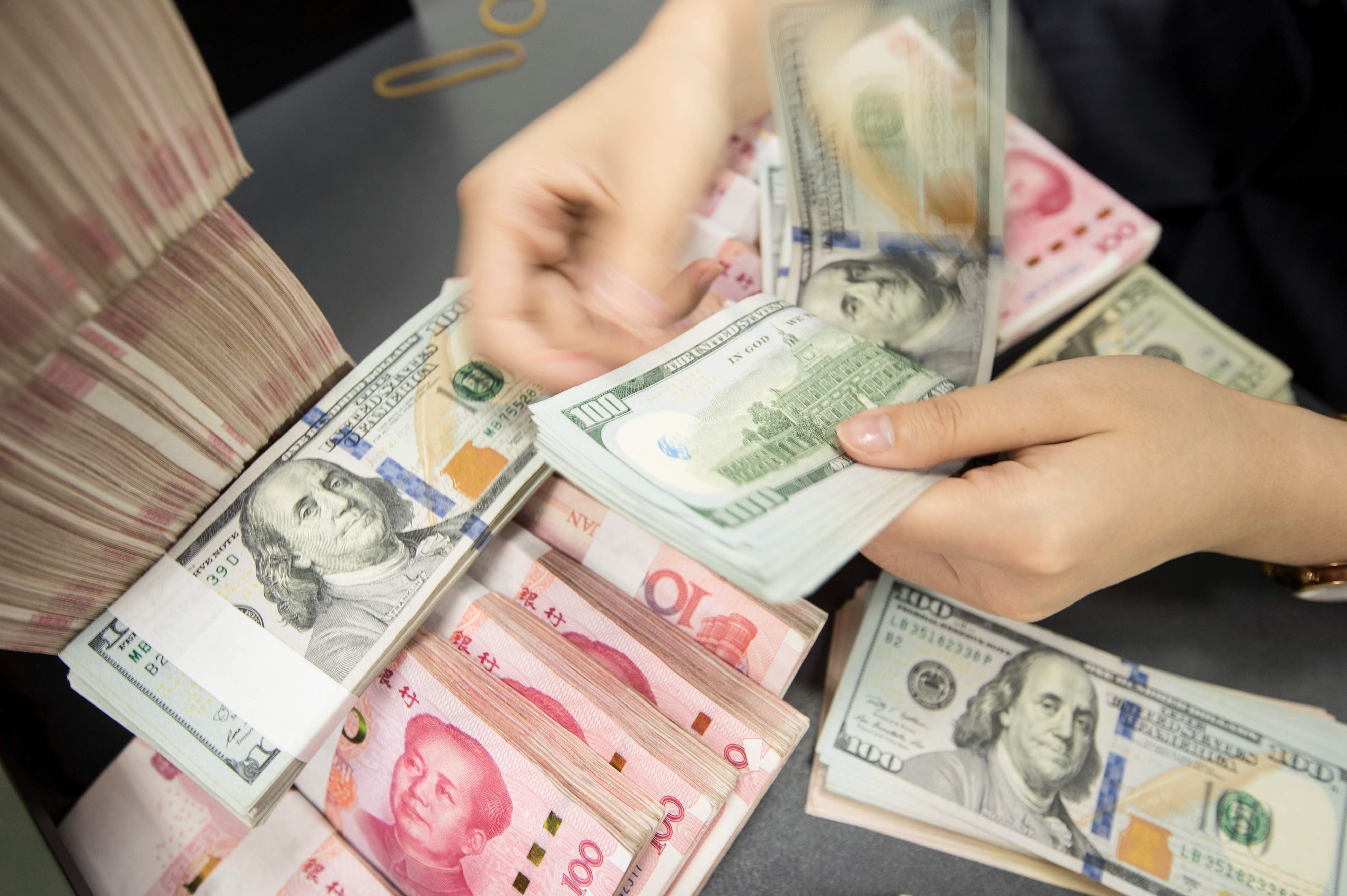 A U S China Currency War What You Need To Know Npr