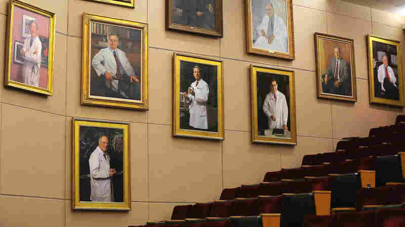 Academic Science Rethinks All-Too-White 'Dude Walls' Of Honor