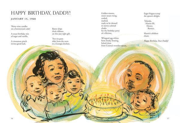 """Happy Birthday, Daddy"" from Martin Rising: Requiem For A King"