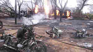 At Least 62 Dead After Fuel Tanker Explodes In Tanzania
