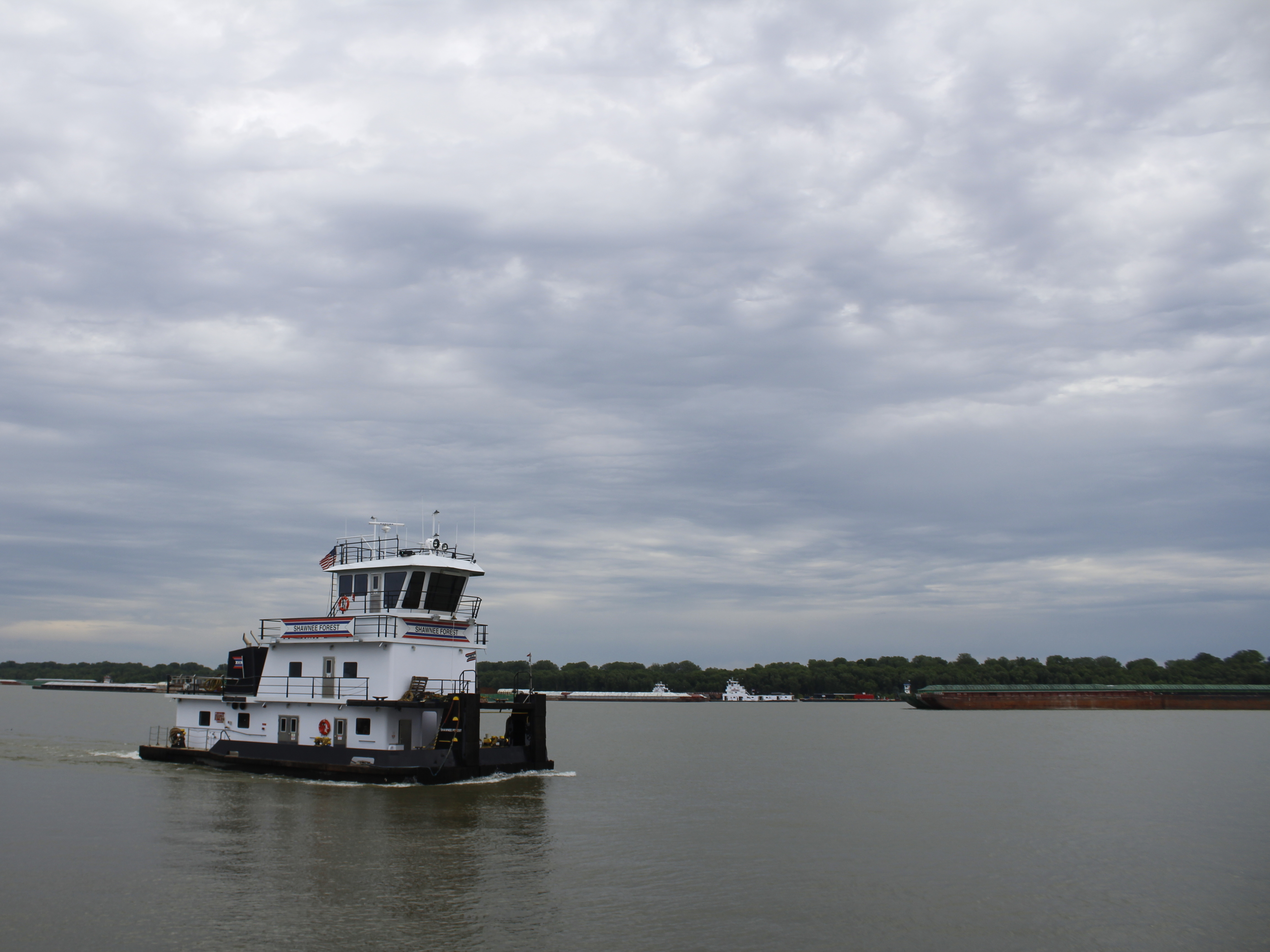 Months Of Flooding On Mississippi River Marooned Midwest