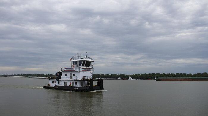 Mississippi River : NPR