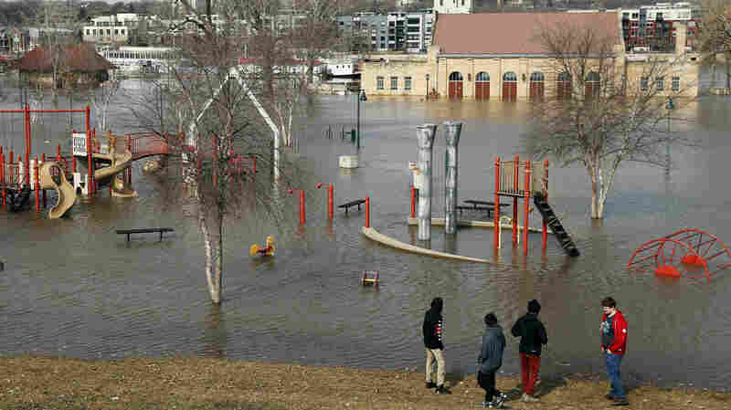 Wet, Wild And High: Lakes And Rivers Wreak Havoc Across Midwest, South