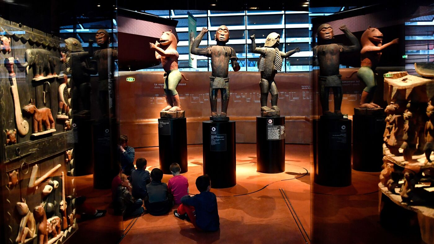 Across Europe, Museums Rethink What To Do With Their African Art Collections