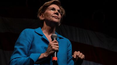 On The Trail With Elizabeth Warren