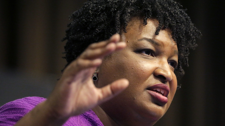 Former Georgia gubernatorial candidate Stacey Abrams is launching Fair Fight 2020, which aims to enfranchise voters across the country. (Seth Wenig/AP)