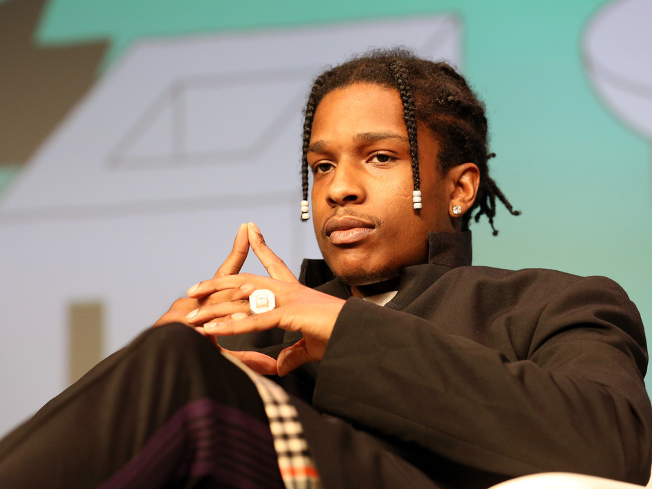 Rapper A$AP Rocky (Diego Donamaria/Getty Images for SXSW)